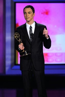 Jim Parsons Is the Emmy Winner For Outstanding Lead Actor in a Comedy 2010-08-29 17:48:36