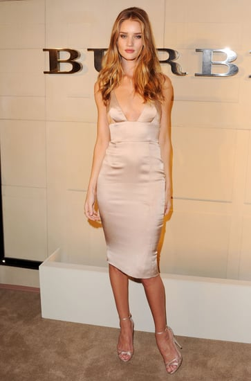 Rosie Huntington-Whiteley Not in 2011 Victoria's Secret Fashion Show