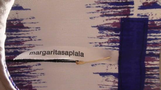 In The Showroom: Margarita Saplala Spring 2009