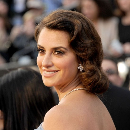 Penelope Cruz From the Side
