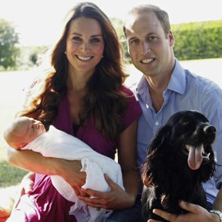 Celeb News: Royal Family Portrait, Rob Pattinson, North West