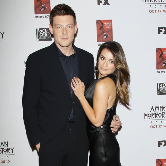 Lea Michele, Cory Monteith, and Jenna Dewan Asylum Pictures