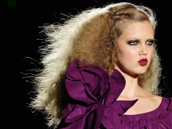 Marc Jacobs Spring 2011 Beauty Trend