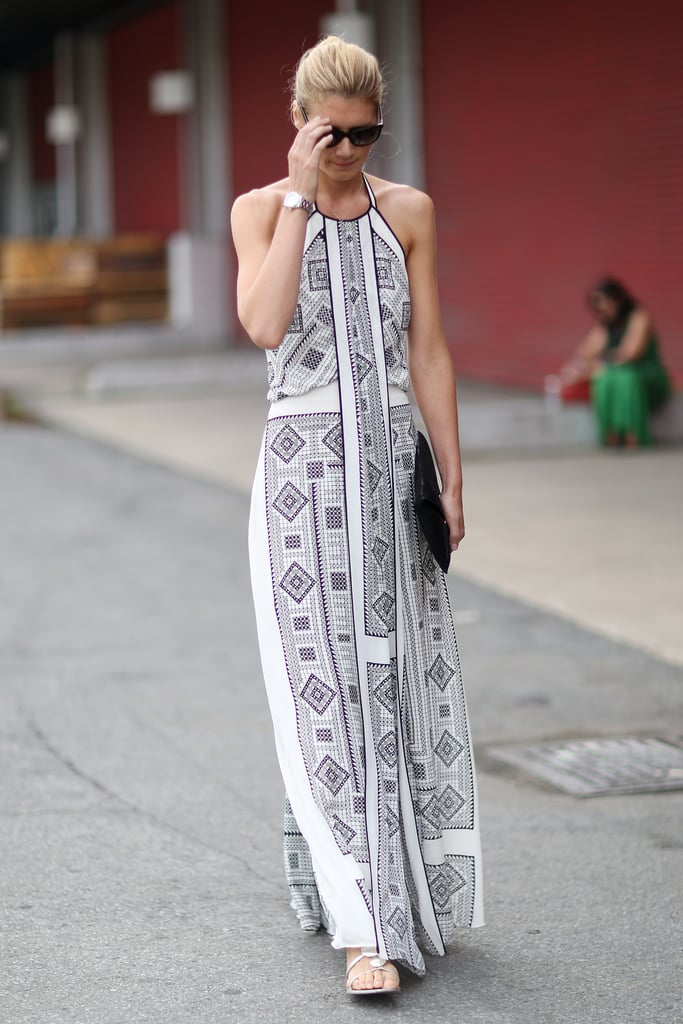 There's nothing easier or more elegant than a great Summer maxi. Wear, repeat, all Summer.
