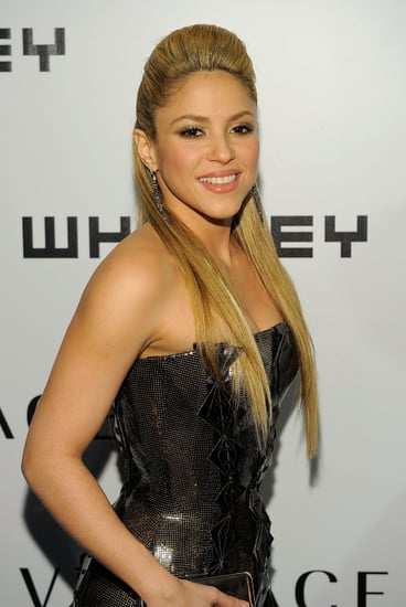 Shakira Shares Fitness Tips From She Wolf Video
