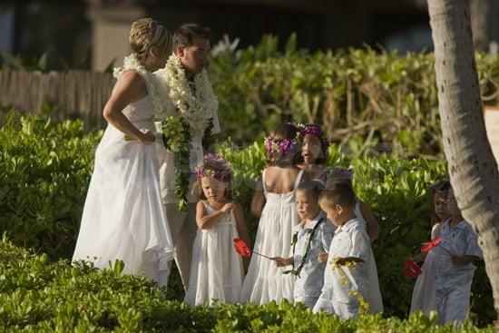 Photos of Jon and Kate Gosselin Renewing Their Wedding Vows