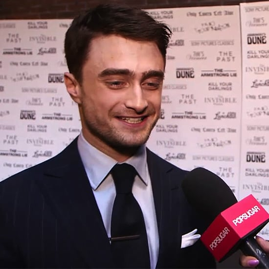 """Daniel Radcliffe on Life After Harry Potter: """"There's No Grand Plan or Big Strategy"""""""