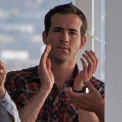 Pictures of Ryan Reynolds and Denzel Washington on the Set of Safe House in Capetown