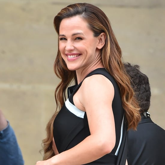 Jennifer Garner at Paris Fashion Week July 2016