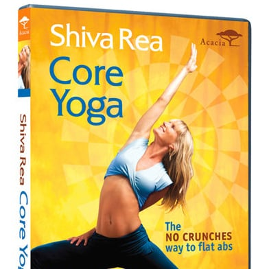 Review of Shiva Rea's Core Yoga