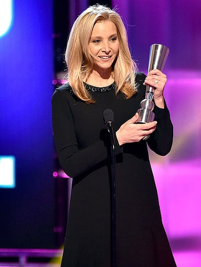 PEOPLE Magazine Awards: Lisa Kudrow Wins TV Performance of the Year - Female
