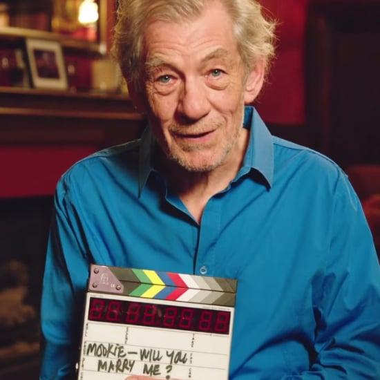 Ian McKellen Proposal Video