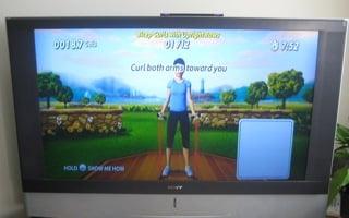 geeksugar's 30 Day EA Sports Active Challenge 2009-06-24 14:00:26