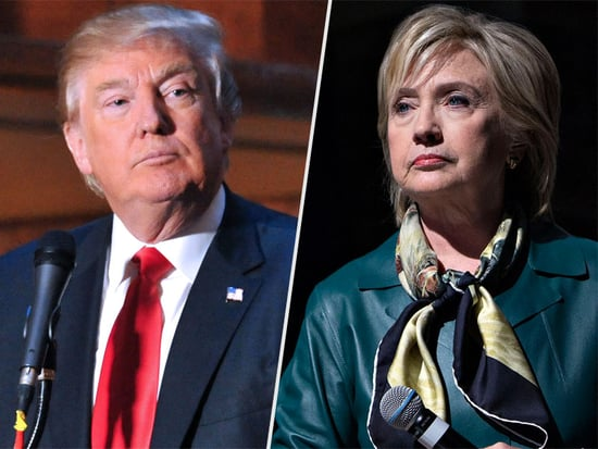 Clinton Takes Scathing Look at Trump's Economic Policies: 'We Can't Let Him Bankrupt America Like We Are One of His Failed Casin