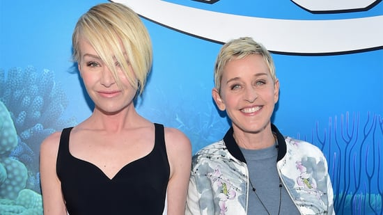 Ellen DeGeneres Shares Makeup-Free Selfie With Wife Portia de Rossi Using Pokemon Go