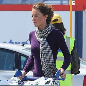 Kate Middleton Grocery Shopping Pictures