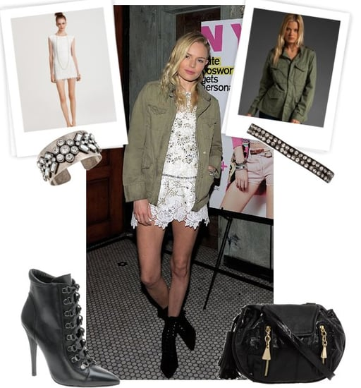 Pictures of Kate Bosworth at Nylon Cover Party