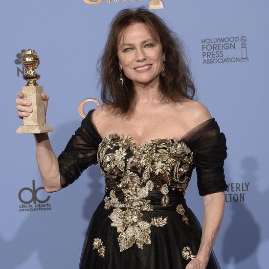 Jacqueline Bisset Golden Globes Speech 2014 | Video