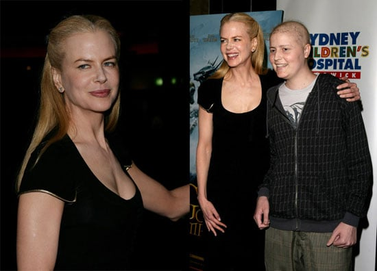 Nicole Kidman at the Charity Screening of the Golden Compass in Sydney, Australia