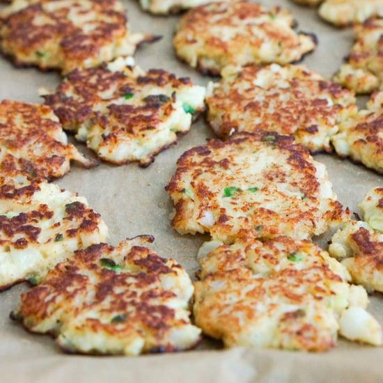 Chipotle Cauliflower Jalapeño Fritters Recipe