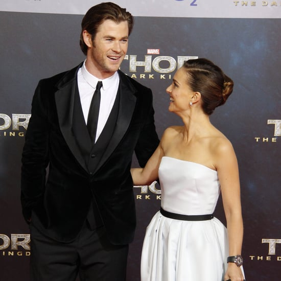 Chris Hemsworth's Best Red Carpet Appearances