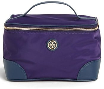 Tory Burch 'Robinson' Nylon Travel Case