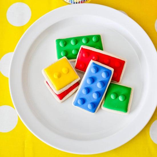 Lego Desserts and Snacks