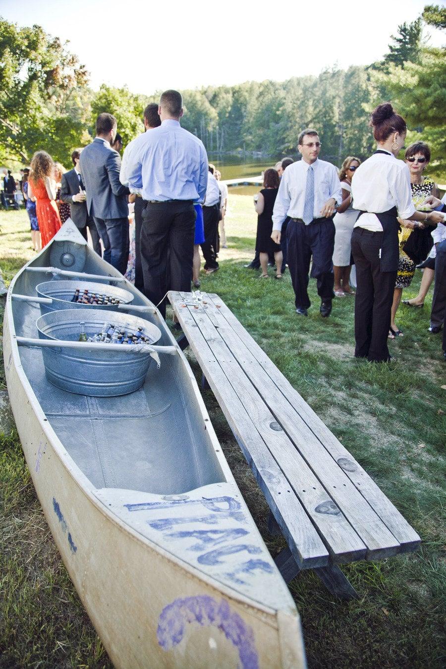 Canoe Beer Buckets