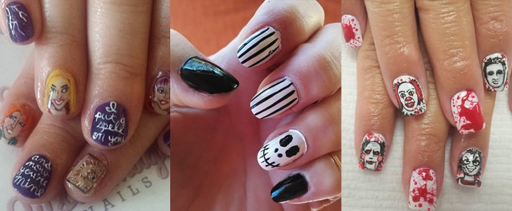 These Horror-Movie Manicures Will Make You Pumped For Halloween