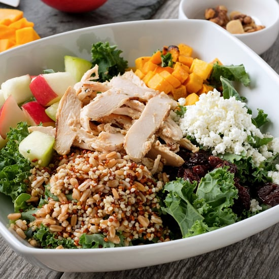 Chick Fil A New Kale Grain Bowl