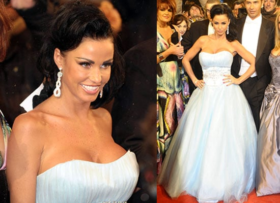 Photos of Jordan Katie Price at Vienna Opera Ball Video Clip Peter Andre on GMTV Disgusted By Photos of Princess Wearing Makeup