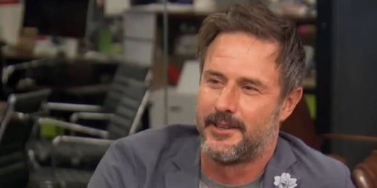 David Arquette Looks Back On His Bar Mitzvah, Which He Had In Israel At Age 40