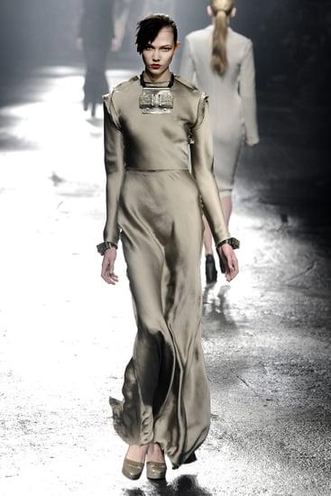 Paris Fashion Week: Lanvin Fall 2009