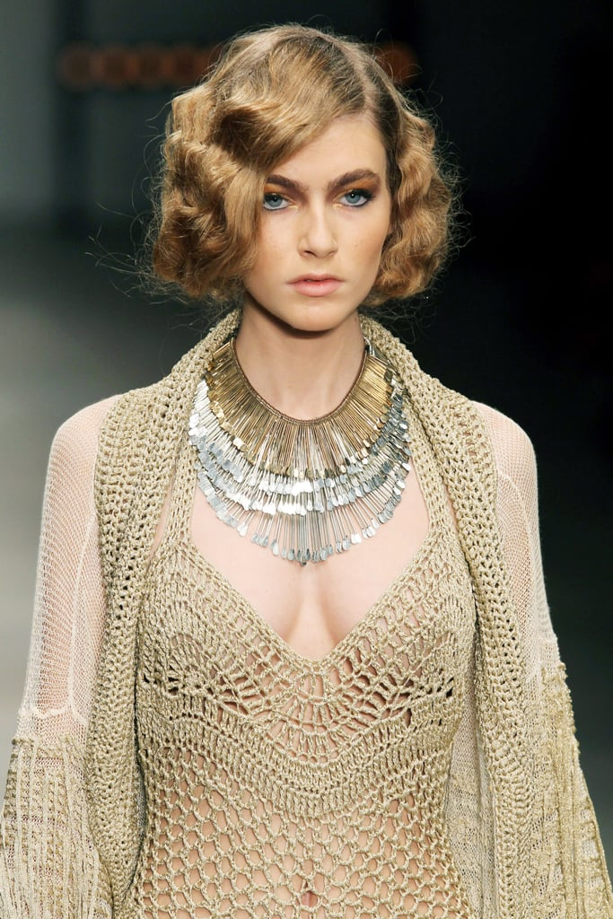 The glamorous '30s-inspired bobs created for Mark Fast's Spring 2012 show have gone down in LFW beauty history.
