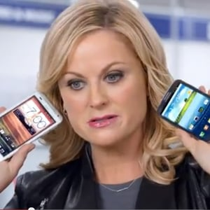 Amy Poehler's Best Buy Ad Extended