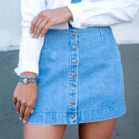 Best Denim Looks of 2015