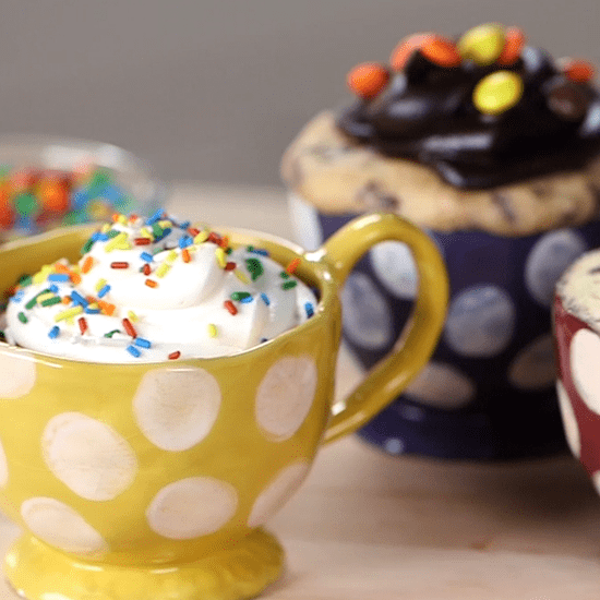 Easy Mug Breakfast and Dessert Recipes