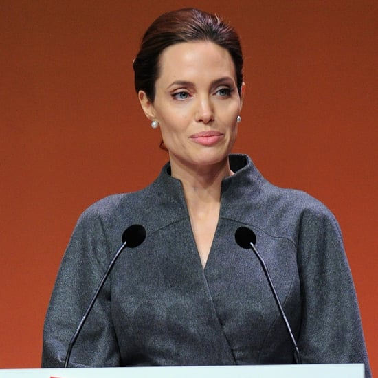 Angelina Jolie Made Honorary Dame By Queen Elizabeth