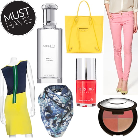 Must Have Fashion and Beauty Buys for March