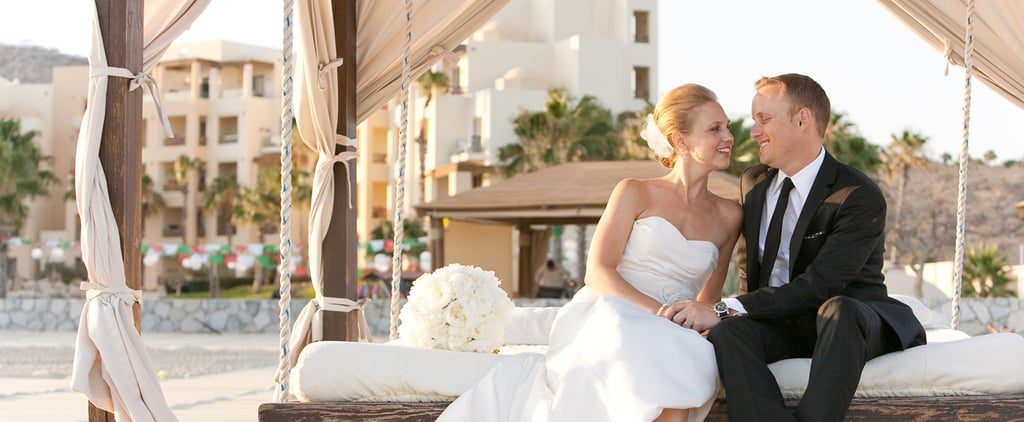 This Beach Wedding in Cabo Will Make You Want to Go on a Vacation ASAP