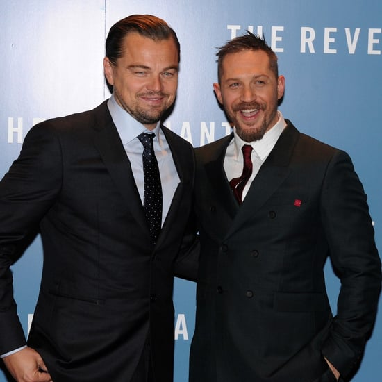 Leonardo DiCaprio at The Revenant UK Premiere 2016