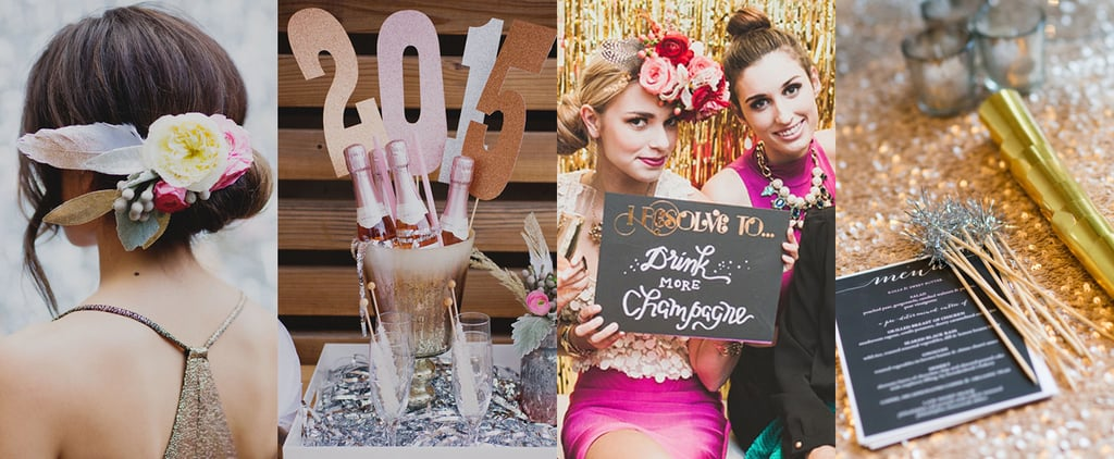 22 Ideas For a New Year's Eve Wedding