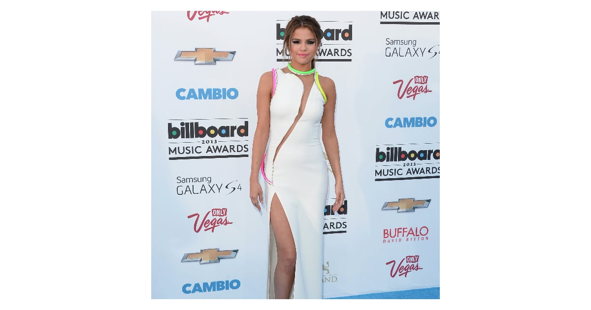 selena gomez dress at billboard awards 2013 popsugar fashion