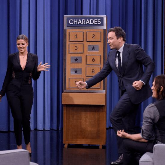 Khloe Kardashian, Norman Reedus, Danny DeVito Tonight Show