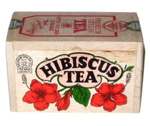 Fight High Blood Pressure With Hibiscus Tea