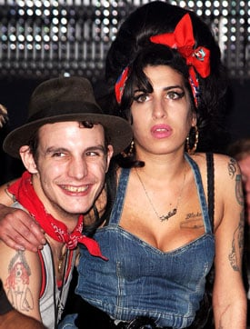 Blake Fielder-Civil Admits Responsibility For Amy Winehouse's Drug Addiction