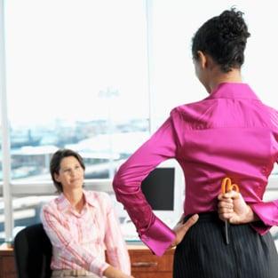 Where Do You Stand? Confrontation