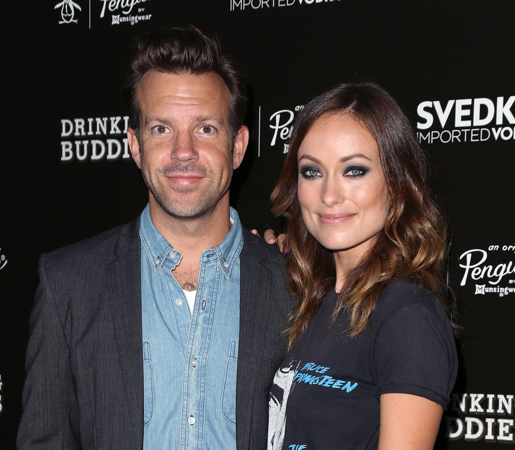 Jason Sudeikis Jets Back From London to Support His Leading Lady