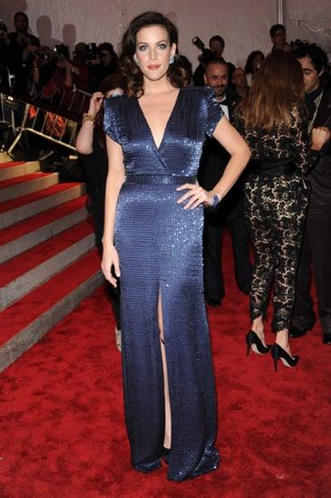 The Met's Costume Institute Gala: Liv Tyler