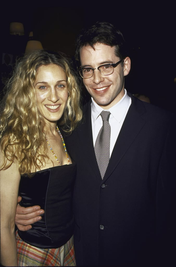 Sarah Jessica Parker and Matthew Broderick Pictures | POPSUGAR ...